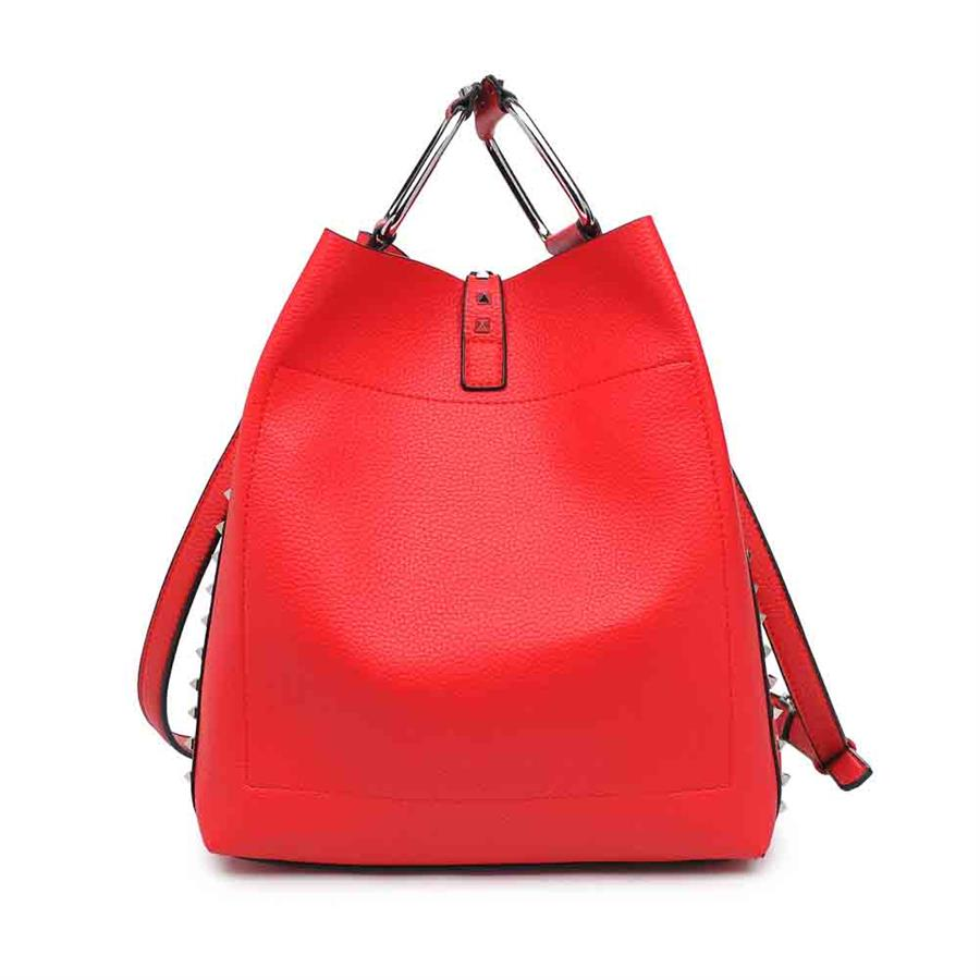 Urban Expressions Adele Handbags 840611147554 | Red