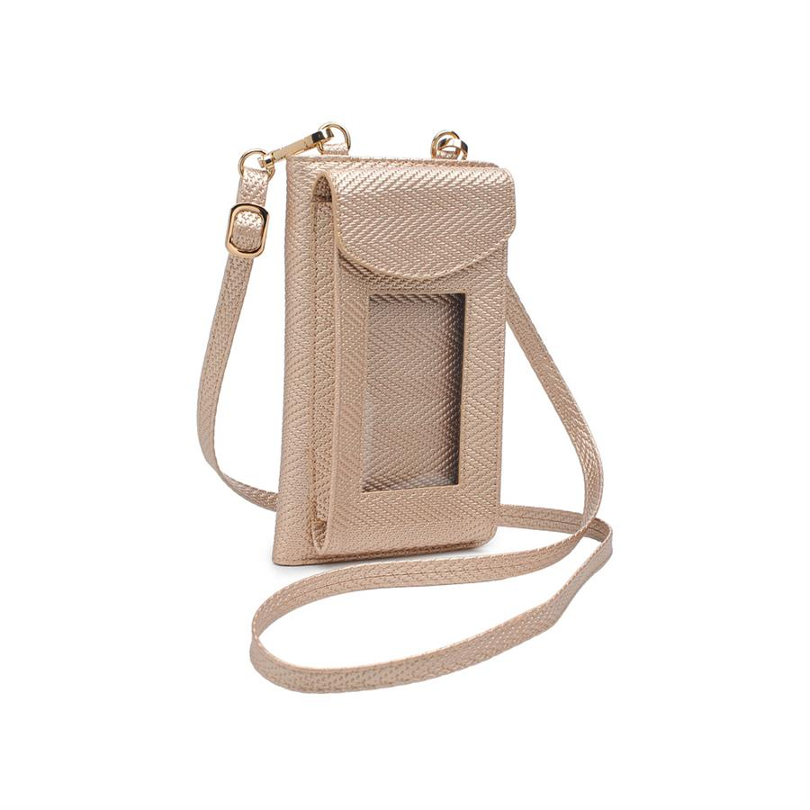 Urban Expressions Lilo Crossbody 840611147813 | Rose Gold