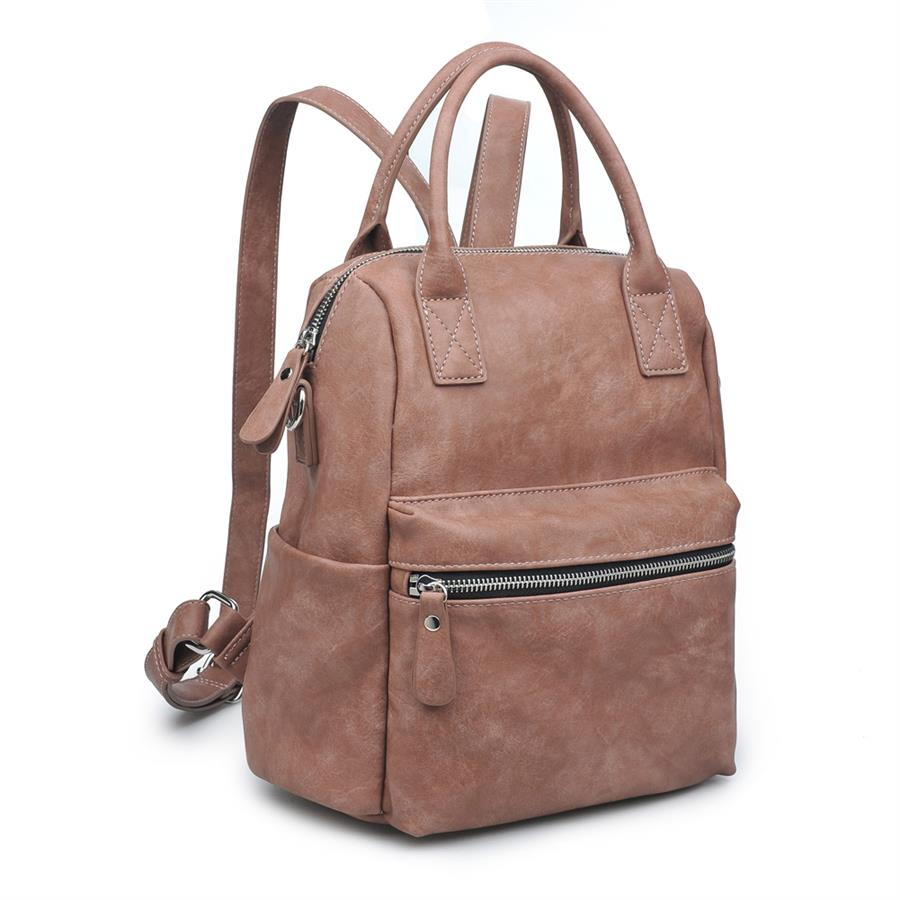Urban Expressions Andre Backpacks 840611150899 | Mauve