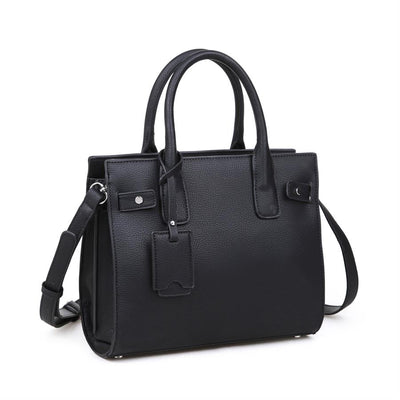 Urban Expressions Zadie Handbags 840611149817 | Black