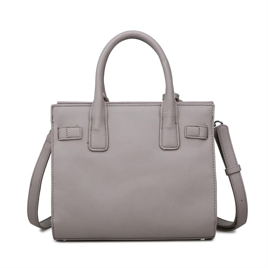 Urban Expressions Zadie Handbags 840611149862 | Grey