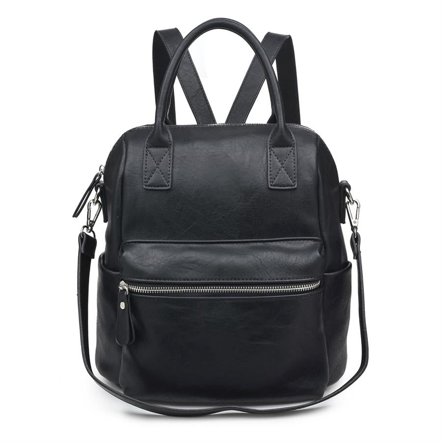 Urban Expressions Andre Backpacks 840611150882 | Black