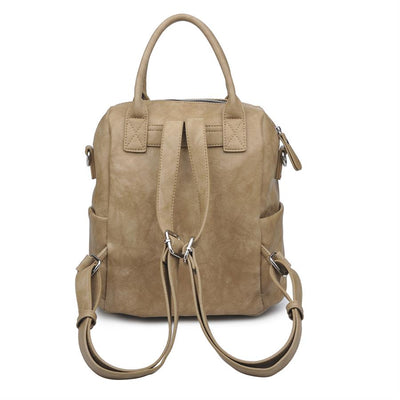 Urban Expressions Andre Backpacks 840611150912 | Light Olive