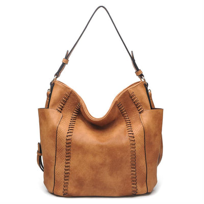 Urban Expressions Brea Handbags 840611125903 | Tan
