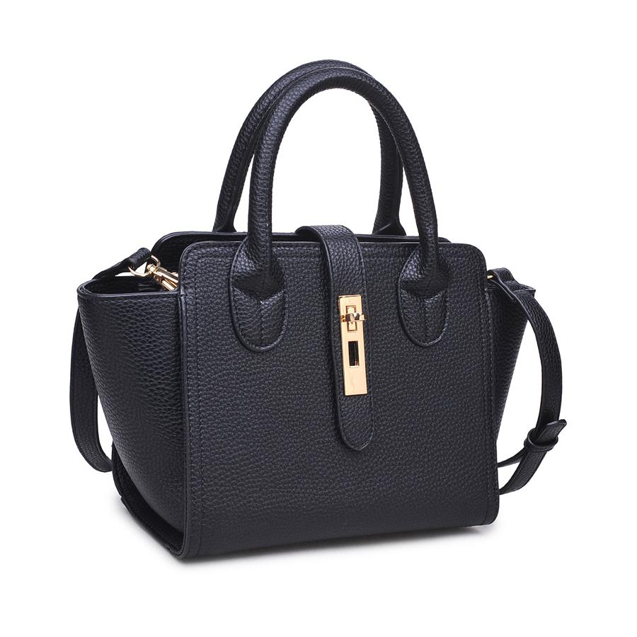 Urban Expressions Berlin Handbags 840611124388 | Black