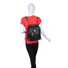 Urban Expressions Monroe Women : Backpacks : Backpack 840611161086 | Black