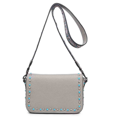 Urban Expressions Faith Women : Crossbody : Crossbody 840611122278 | Stone