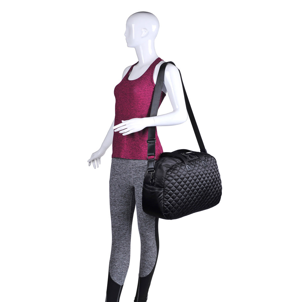 Urban Expressions Folio3 Test Item 141202 Women : Backpacks : Sling  | Grey