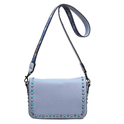 Urban Expressions Faith Women : Crossbody : Crossbody 840611130730 | Bluebell
