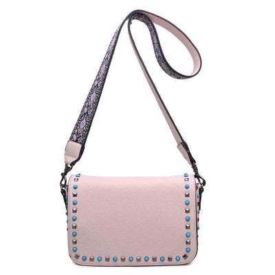 Urban Expressions Faith Women : Crossbody : Crossbody 840611130723 | Blush