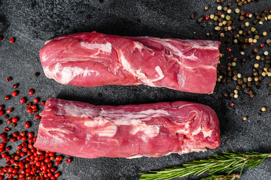 Pork Tenderloin | Quantity: One Pack / 2 pieces / 2-2.5 lbs