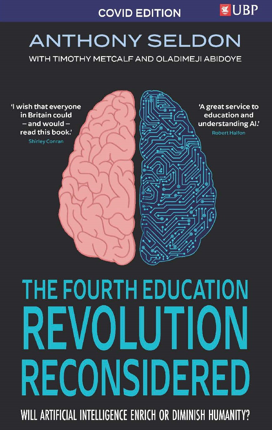 The Fourth Education Revolution Reconsidered (Signed Edition)