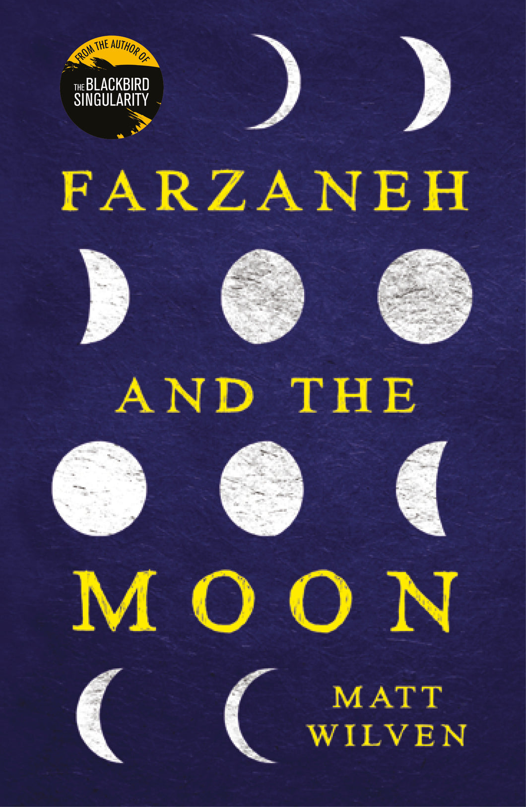 Farzaneh and the Moon