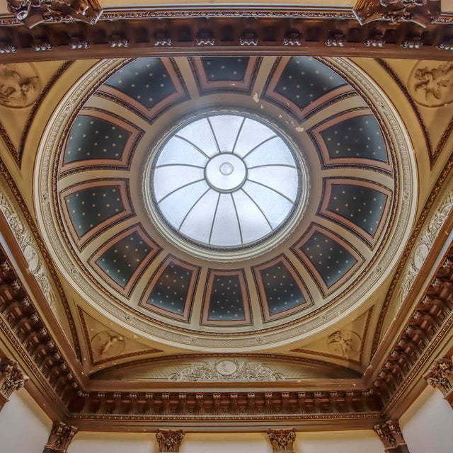 The Dome of The Sir Arthur Conan Doyle Centre for Online Shop