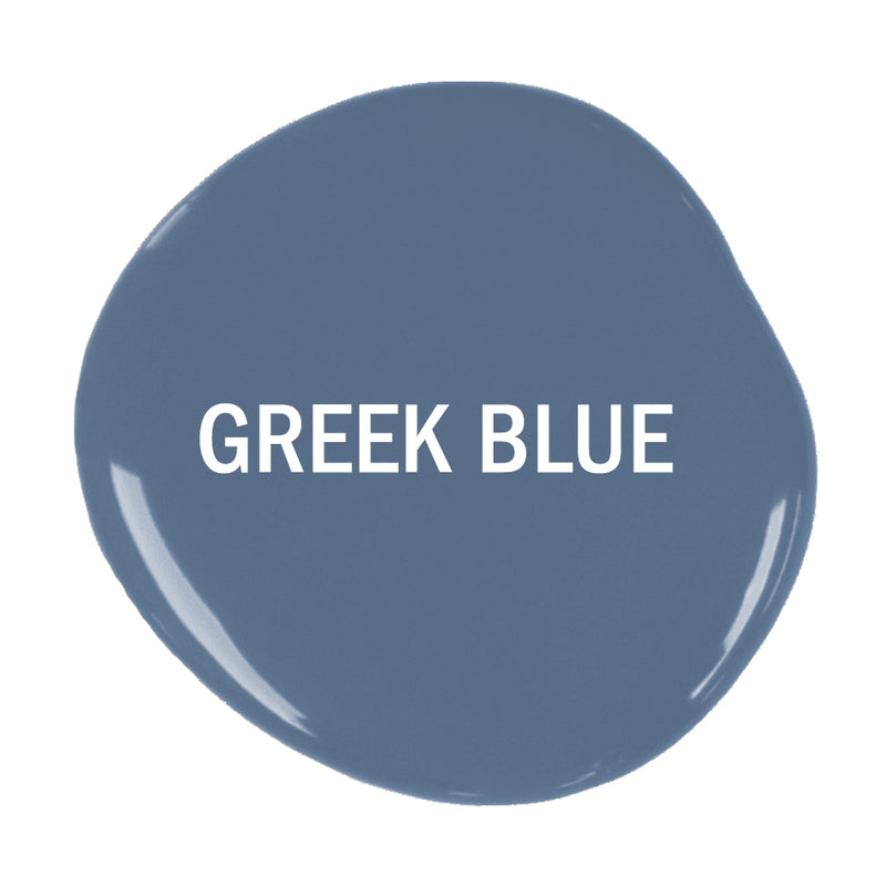 Greek Blue Chalk Paint