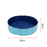 Foldable Waterproof Bath Tub (6231339696315)