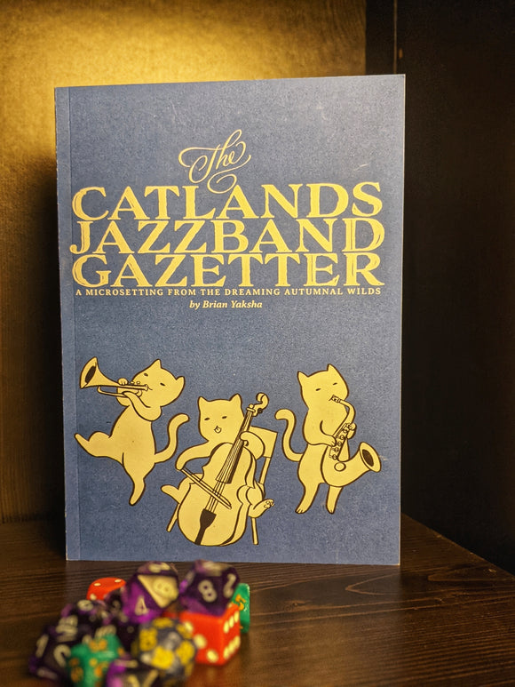 The Catlands Jazzband Gazetter