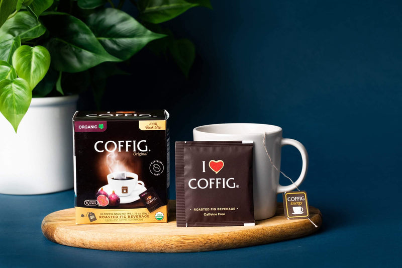 Coffig Tea Bags - Coffig