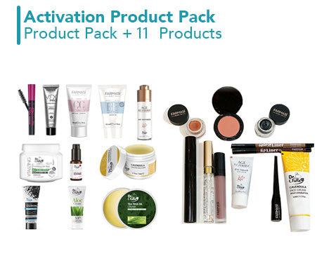 Farmasi Starter Kit Activation Product Pack