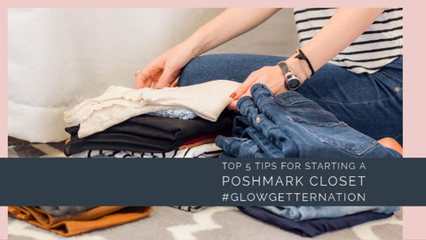 Top 5 Tips to Resell on Poshmark