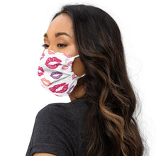Load image into Gallery viewer, Lipstick Kisses Face Mask