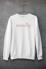 Load image into Gallery viewer, Anxiety: Deep Breath In, Deep Breath Out Sweatshirt
