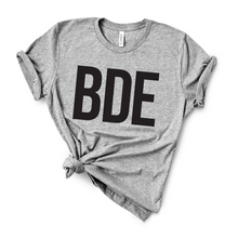 Load image into Gallery viewer, BDE Unisex Tee