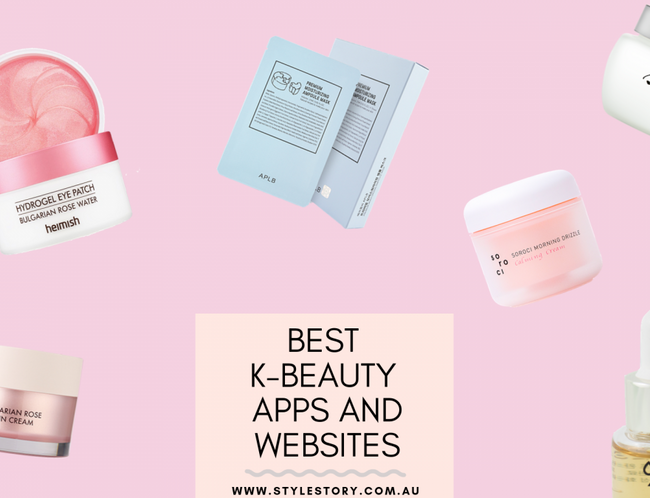 Best K-Beauty Apps And Websites