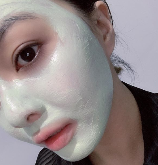 Cosmetea Peppermint Tea Green Clay Mask Review