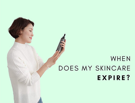 When Does My Skincare Expire?