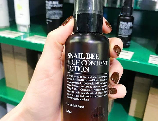 Bee Venom In K-Beauty Products