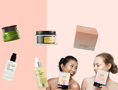 Best K-Beauty Skincare Brands For 2021