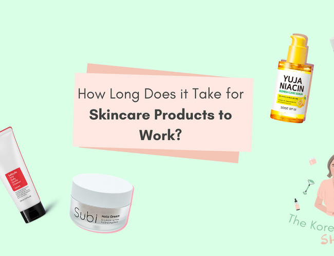 How Long Does it Take for Skincare Products to Work? Ep-43