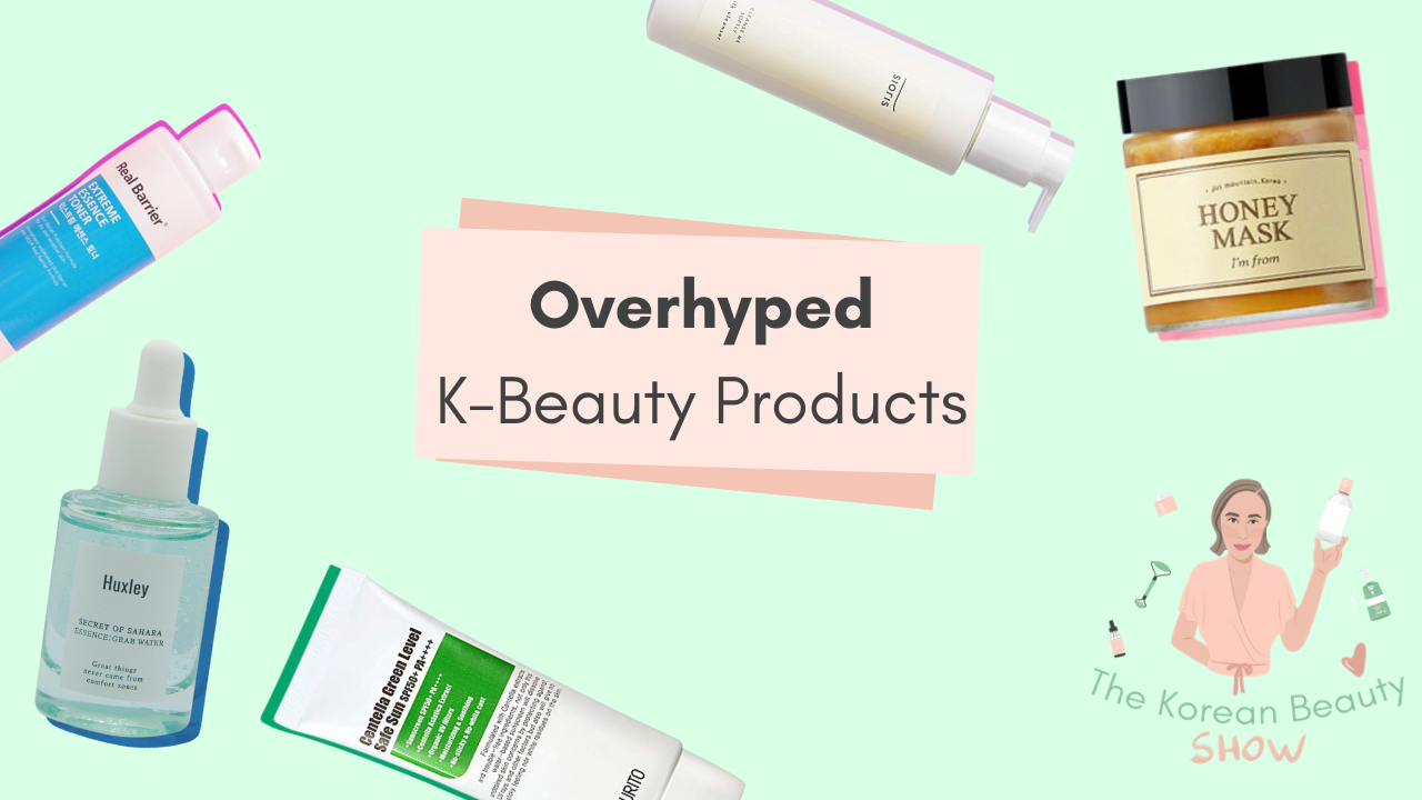 Overhyped K-Beauty Products Ep-41