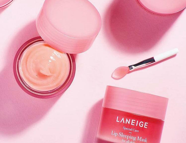 Laneige Lip Sleeping Pack Review