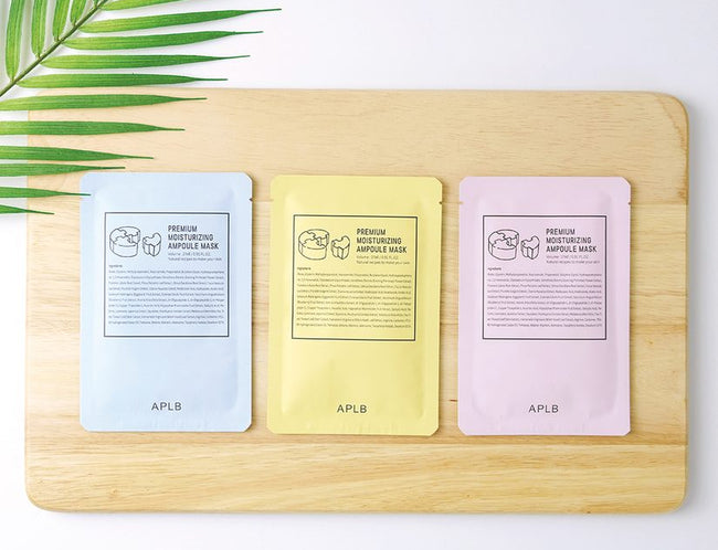 All About Korean Beauty Sheet Masks