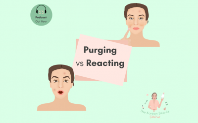 How To Know If Your Skin Is Purging Vs Reacting Ep-16