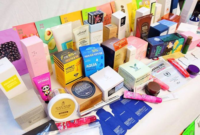 Win A Year's Worth Of Korean Beauty Products