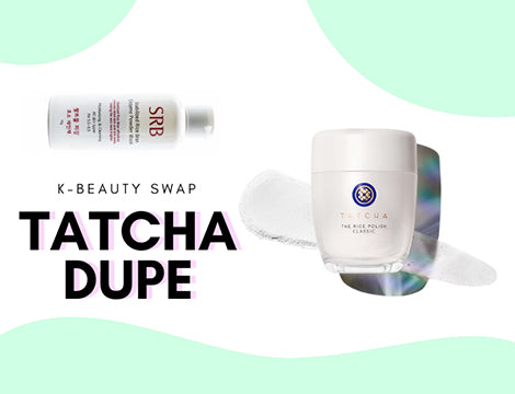 Srb Enzyme Wash Is A Dupe For Tatcha