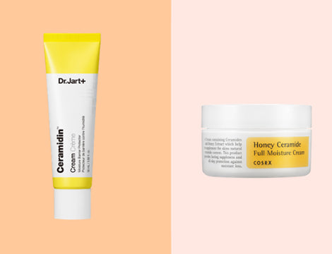 Battle of The Ceramide  Creams