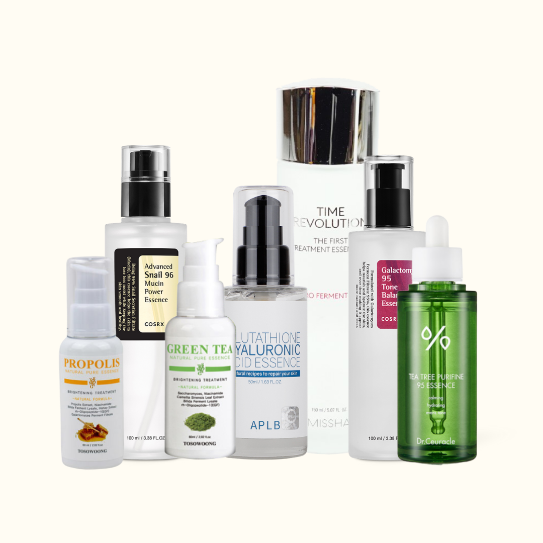 Shop Korean Skincare Essences