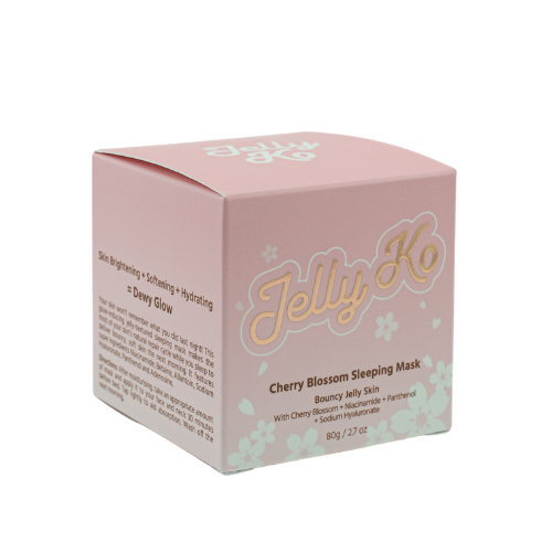 Jelly Ko Cherry Blossom Sleeping Mask