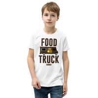 Food Truck Youth Short Sleeve T-Shirt