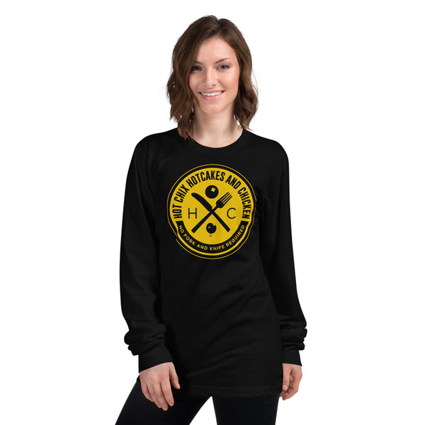 No Fork And Knife Required Long sleeve t-shirt