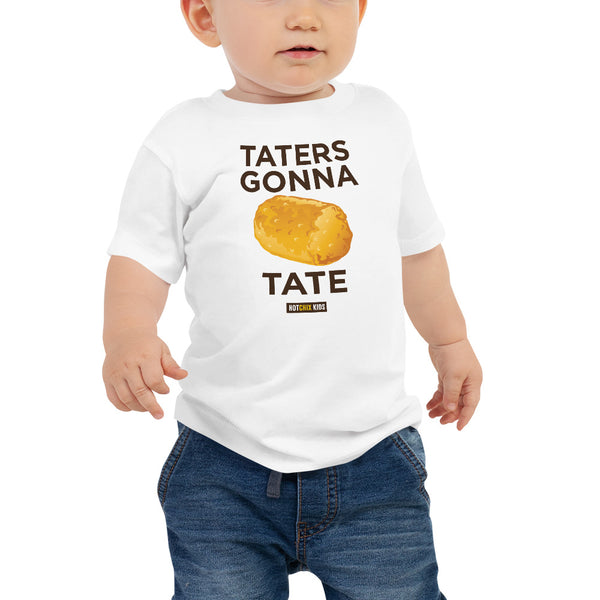 Taters Baby Short Sleeve Tee