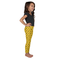Hot Chix Pattern Kid's Leggings