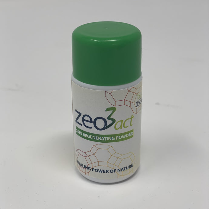 ZEO3act Cosmetic Powder