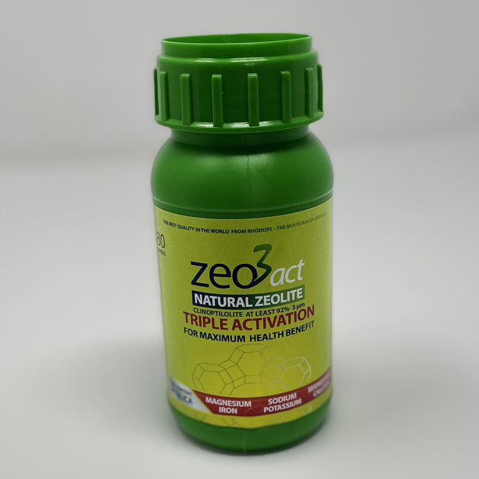 ZEO3act triple activation Capsules
