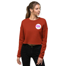 Lade das Bild in den Galerie-Viewer, Groovy Pilates - Crop-Pullover