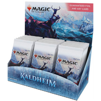 Kaldheim Draft SET Booster Box, Magic The Gathering Pre-Order